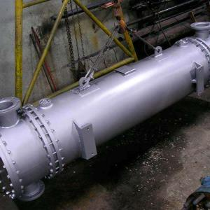 Inspeção em tubos trocadores de calor