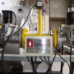 Manutenção caldeira a gás