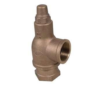 Válvulas de segurança para caldeiras e processos industriais