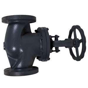 Valvulas de vapor para caldeiras